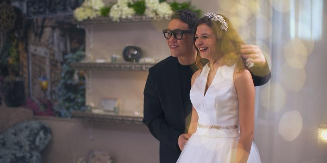 Say Yes to the Dress Lancashire with Gok Wan is looking for northern brides. Pic credit: True North