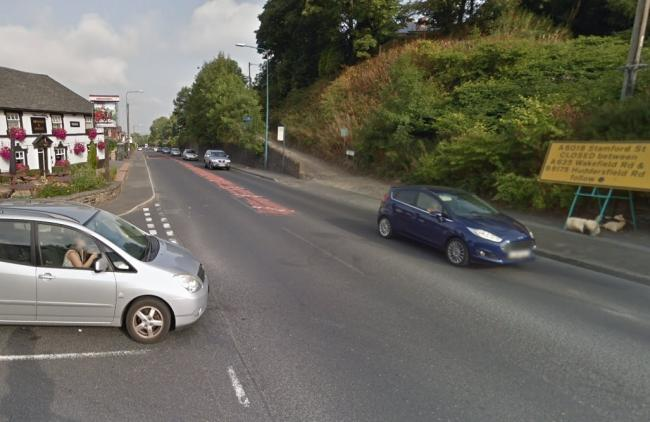 Mottram Road, Mottram. Google Maps