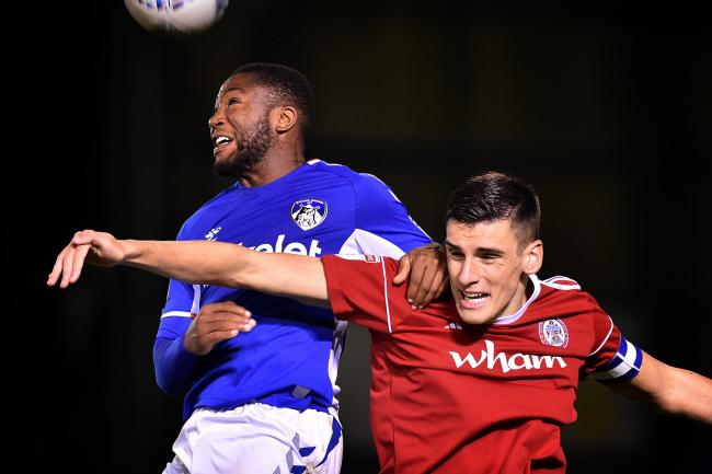 Latics were well beaten by Accrington. Picture: Eddie Garvey