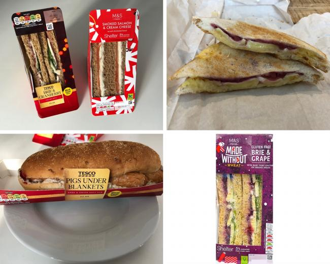 Christmas Sandwiches How Unhealthy Is Yours The Oldham Times