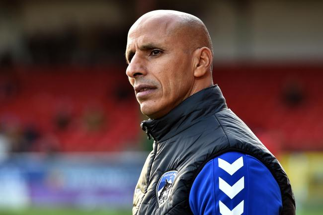 Dino Maamria has been in charge since September of last year