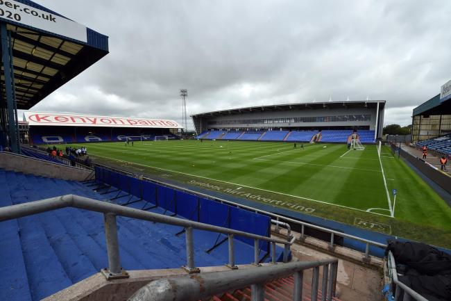 Oldham Athletic's Boundary Park