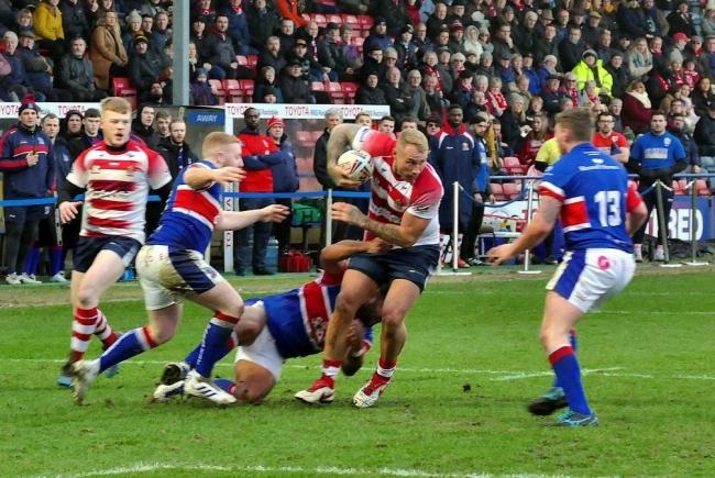 Roughyeds and others are hoping to return with crowds later this year