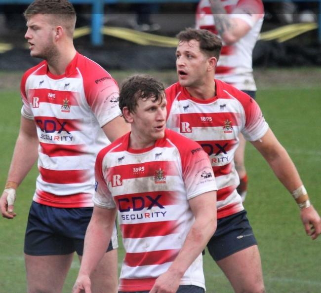 Roughyeds were defeated at home to Widnes Vikings