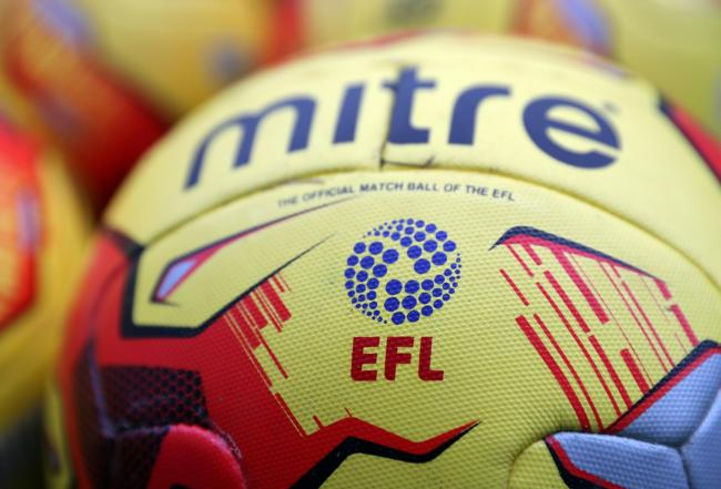 The EFL are in discussions about how to end the season