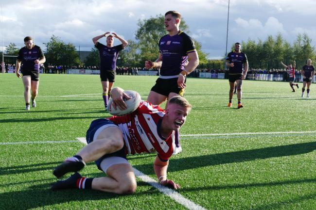 Oldham Roughyeds loan star returns to parent club
