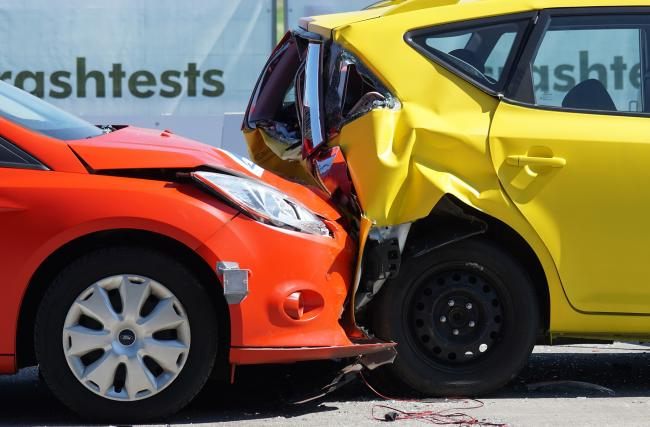 SCAMS: Drivers have been warned about 'crash for cash' scams. Picture: Crash Test/Pixabay