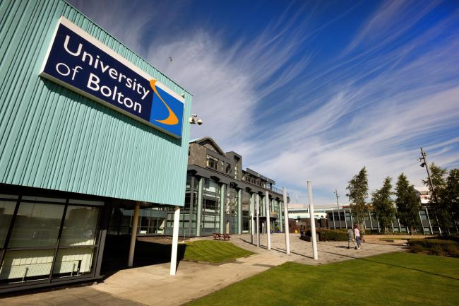 ADAPTING: The University of Bolton will be putting safety measures in place to ensure staff and students can return to campus and use facilities in September.