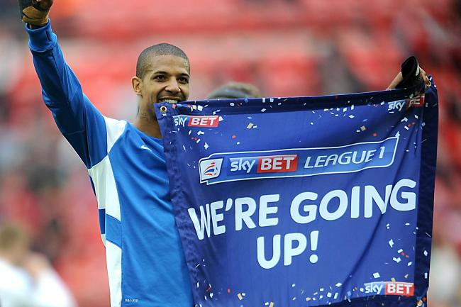 Jermaine Beckford sent Preston up in style in 2015.