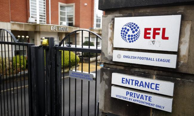 EFL HQ in Preston