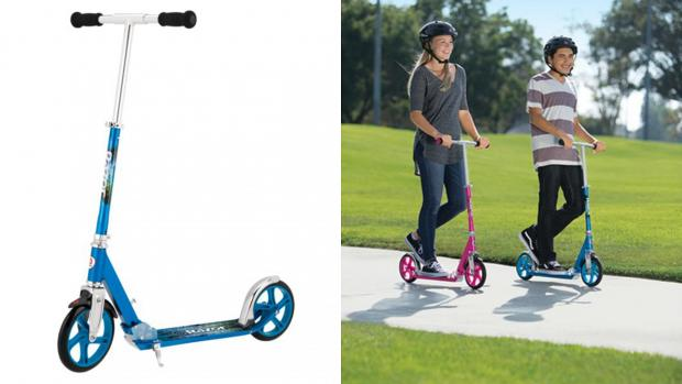 The Oldham Times: Get scootin' around your neighbourhood with this deluxe Razor. Credit: Razor