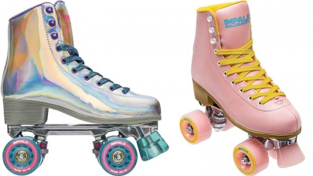 The Oldham Times: Take part in this summer's hottest trend with these roller skates. Credit: Impala / Amazon