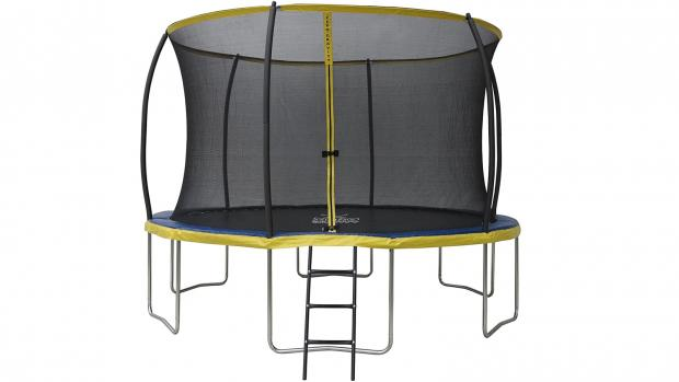 The Oldham Times: Get some air with this trampoline. Credit: Zero Gravity / Amazon