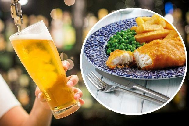 Wetherspoons to cut prices by 7.5 per cent for 1 day only (here's when and why). Pictures: Wetherspoons/Pixabay/Newsquest