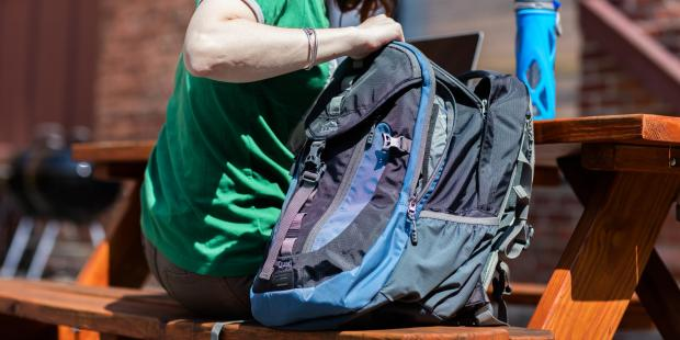 The Oldham Times: This sturdy pack is always a great choice. Credit: Reviewed / Jackson Ruckar