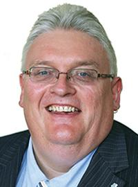 Councillor Howard Sykes, Oldham Council Opposition Leader