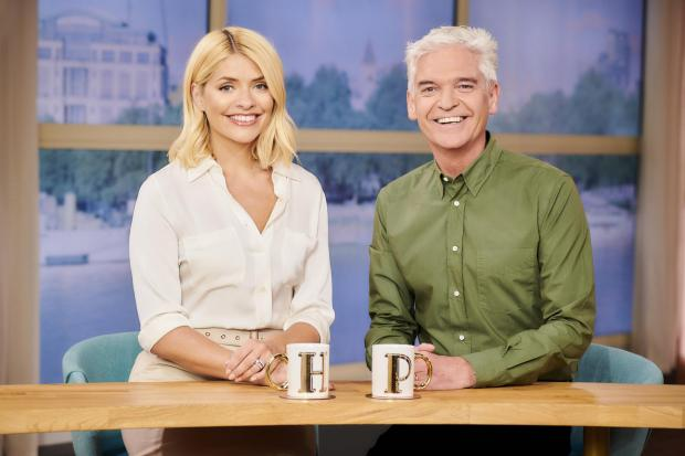 The Oldham Times: Daytime show This Morning. Picture: ITV