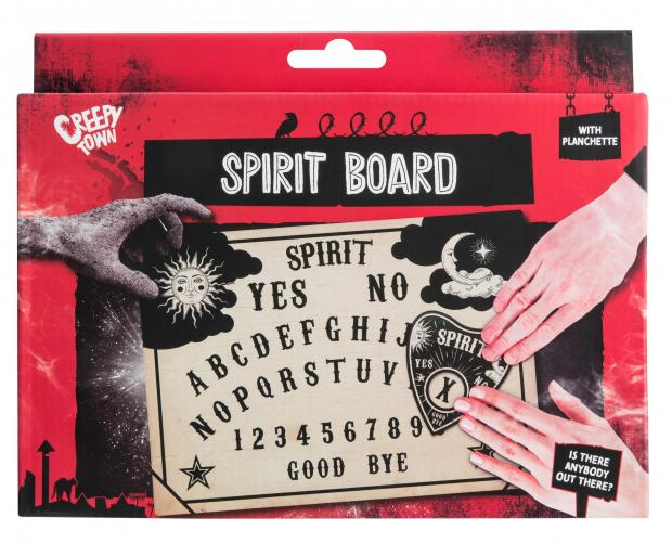 The Oldham Times: Poundland is selling its Spirit Board for £1
