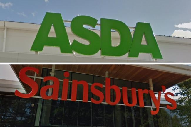 Asda and Sainsbury's increase prices on 'many' online delivery slots in shake-up. Picture: Newsquest