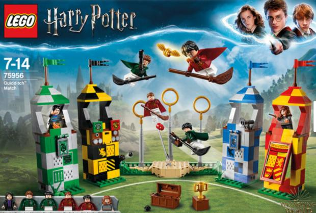 The Oldham Times: Lego Large Harry Potter Play Set. Picture: Lidl