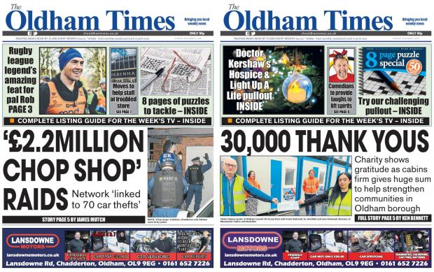 The Oldham Times: