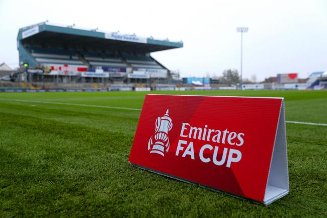 The FA will draw two rounds of the FA Cup on Monday