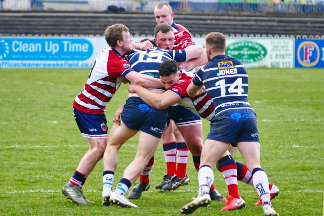 Featherstone Rovers v Oldham RLFC - Saturday March 6, 2021