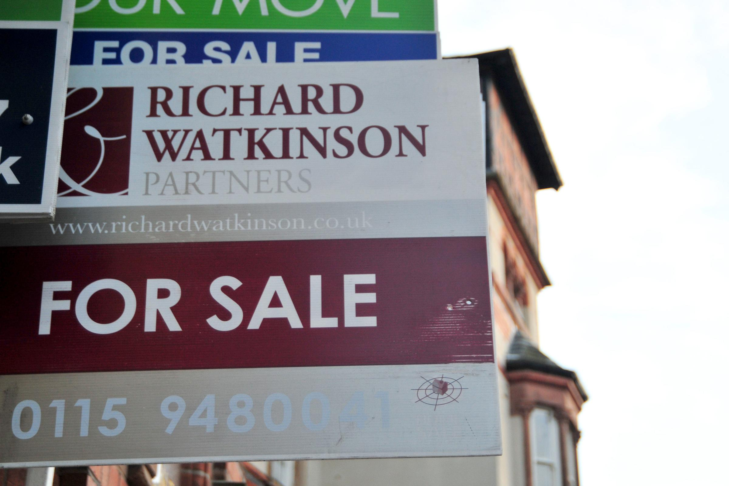 HOUSE PRICES: The average Oldham house price in January was £161,610, Land Registry figures show – a 2.7 per cent increase on December.
