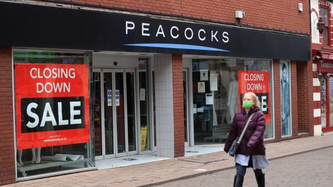 The retailer, which has a store in Spindles shopping centre, Oldham, has been rescued by a senior executive with backing from an international consortium, saving 200 stores and 2,000 jobs.