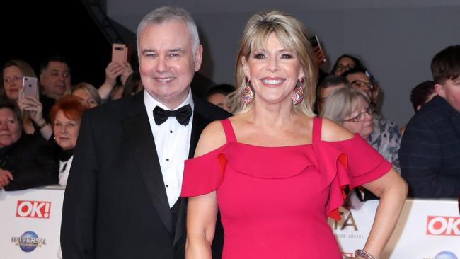 Eamonn Holmes makes major announcement on This Morning. (PA)