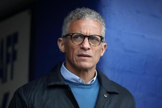 Oldham Athletic boss Keith Curle. Picture: Eddie Garvey