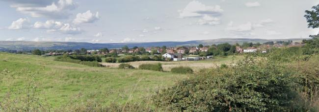 A view from Thornham Old Road, Royton