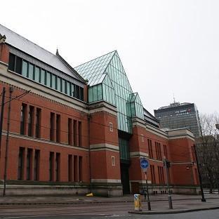 Hayes appeared at Manchester Minshull Street Crown Court