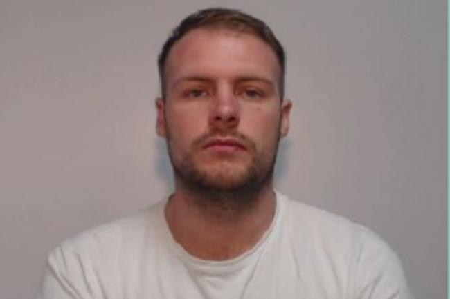 Police are appealing for help to trace Lewis Chrisham