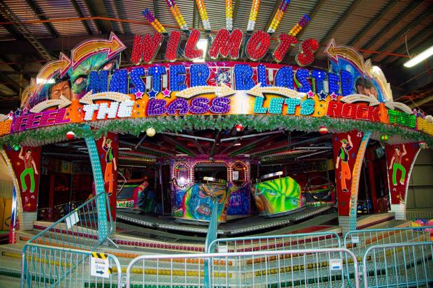 The Oldham Times: there will be rides