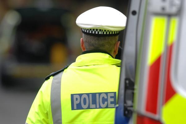 Police appeal for witnesses after car drove at couple