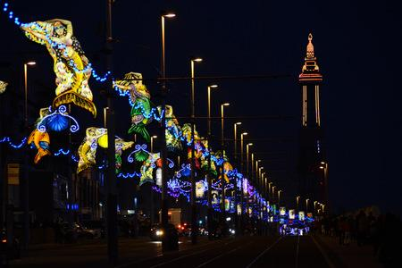 Blackpool Illuminations season to be extended in bid to boost Lancashire's tourism