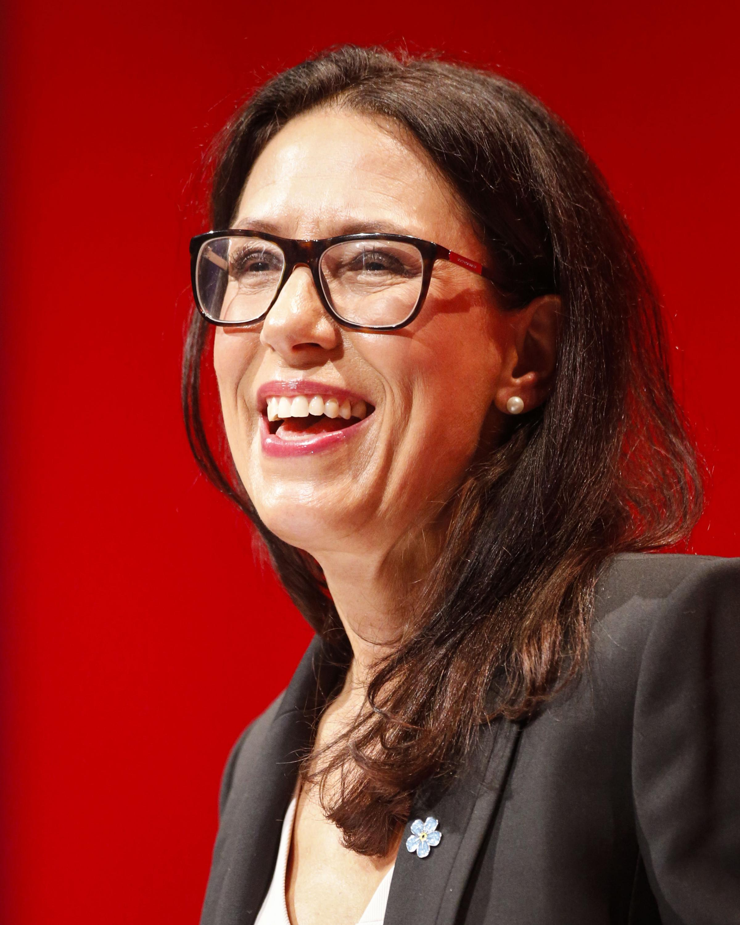 ROW: Debbie Abrahams. Photo: Danny Lawson/PA Wire