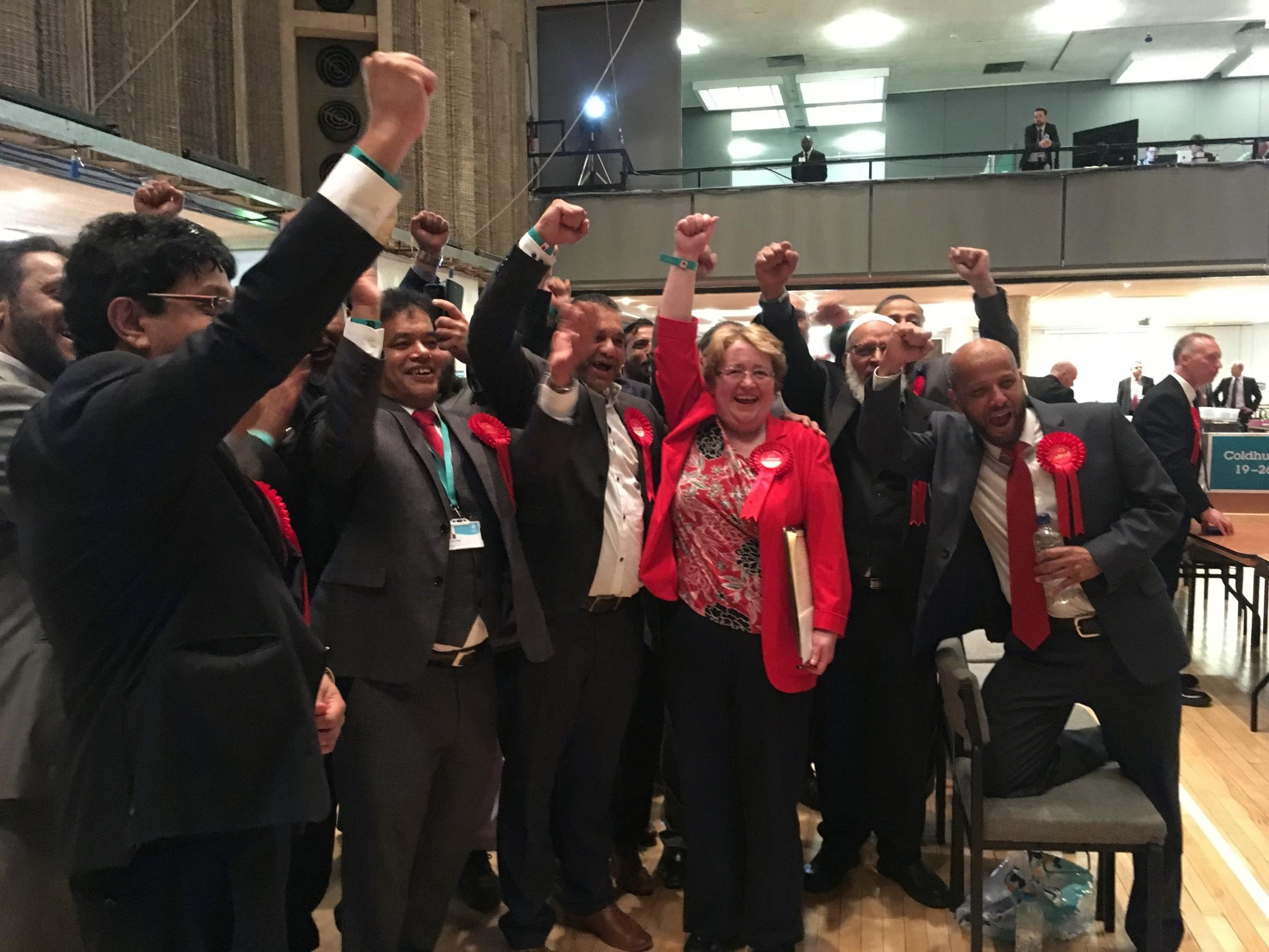 Labour tightens control of Oldham Council