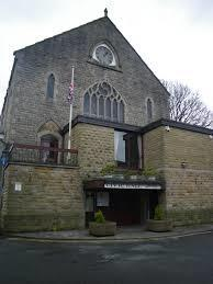 Civic Hall, Uppermill