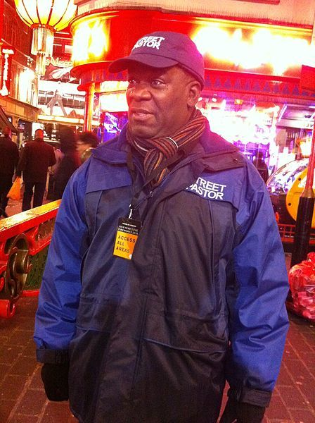 One of the original street pastors
