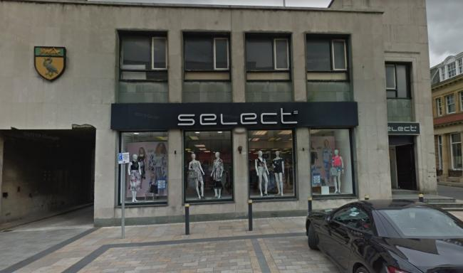 A Select store, which could be about to close. Picture: Google Maps