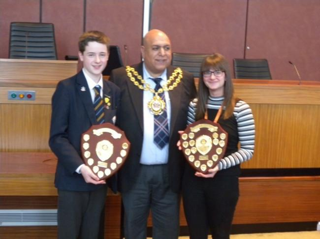 Oldham's star pupils get major gongs | The Oldham Times