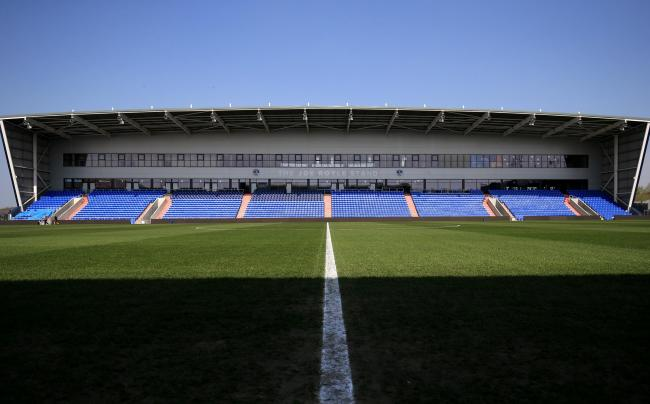 Oldham's Boundary Park