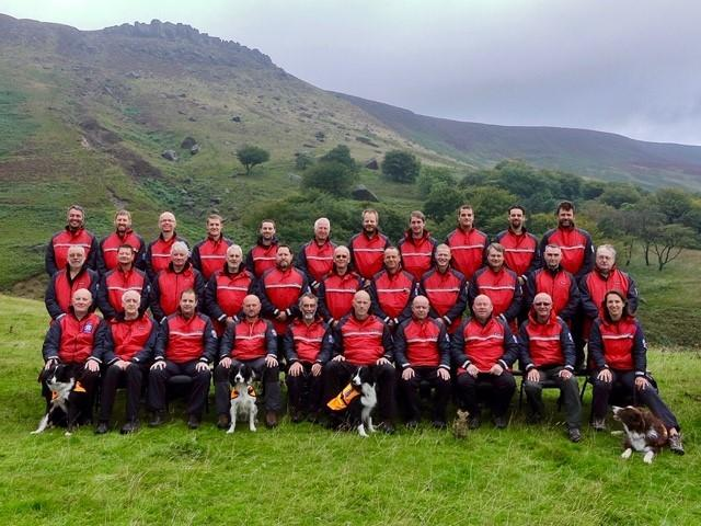 Oldham Mountain Rescue Team